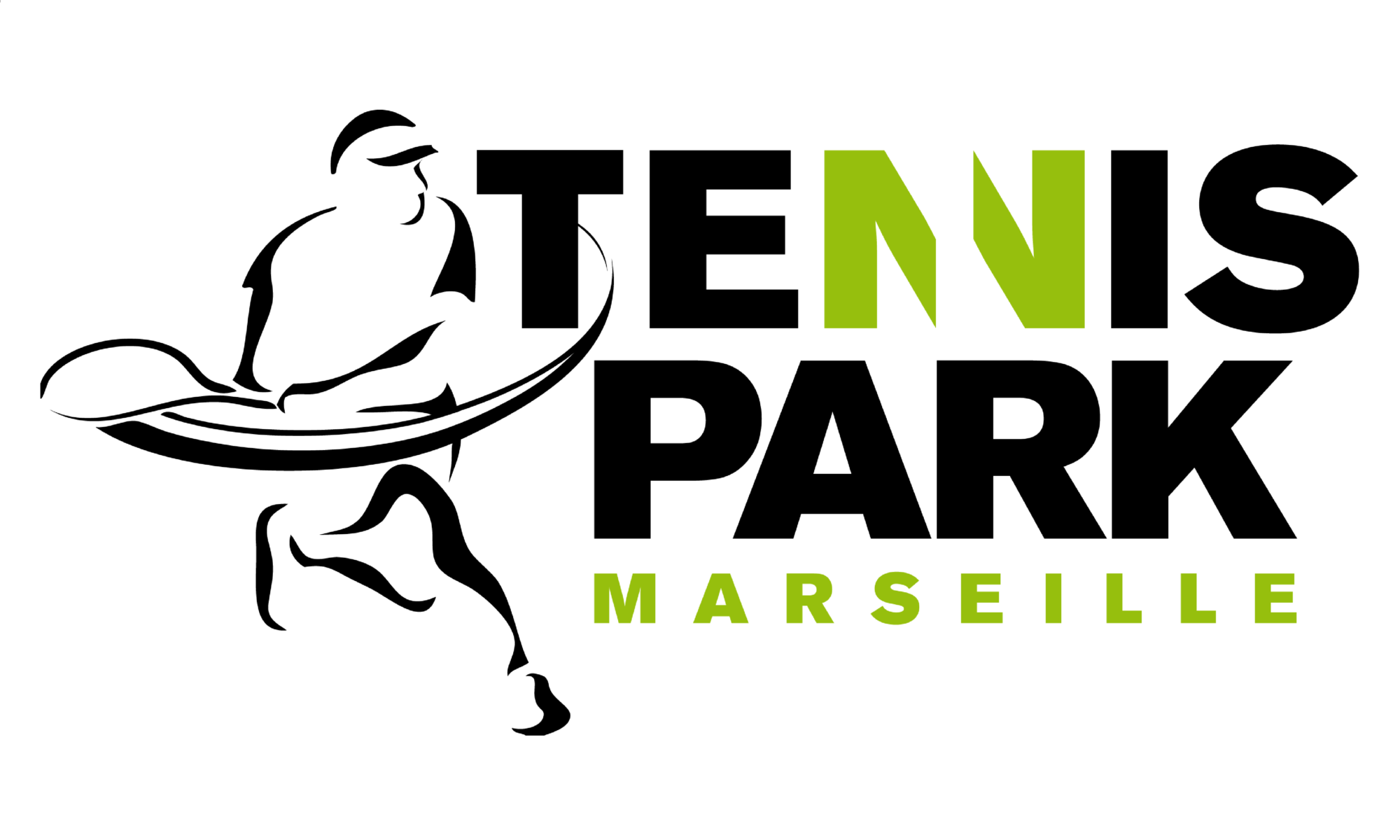 Logo du tennis park marseille