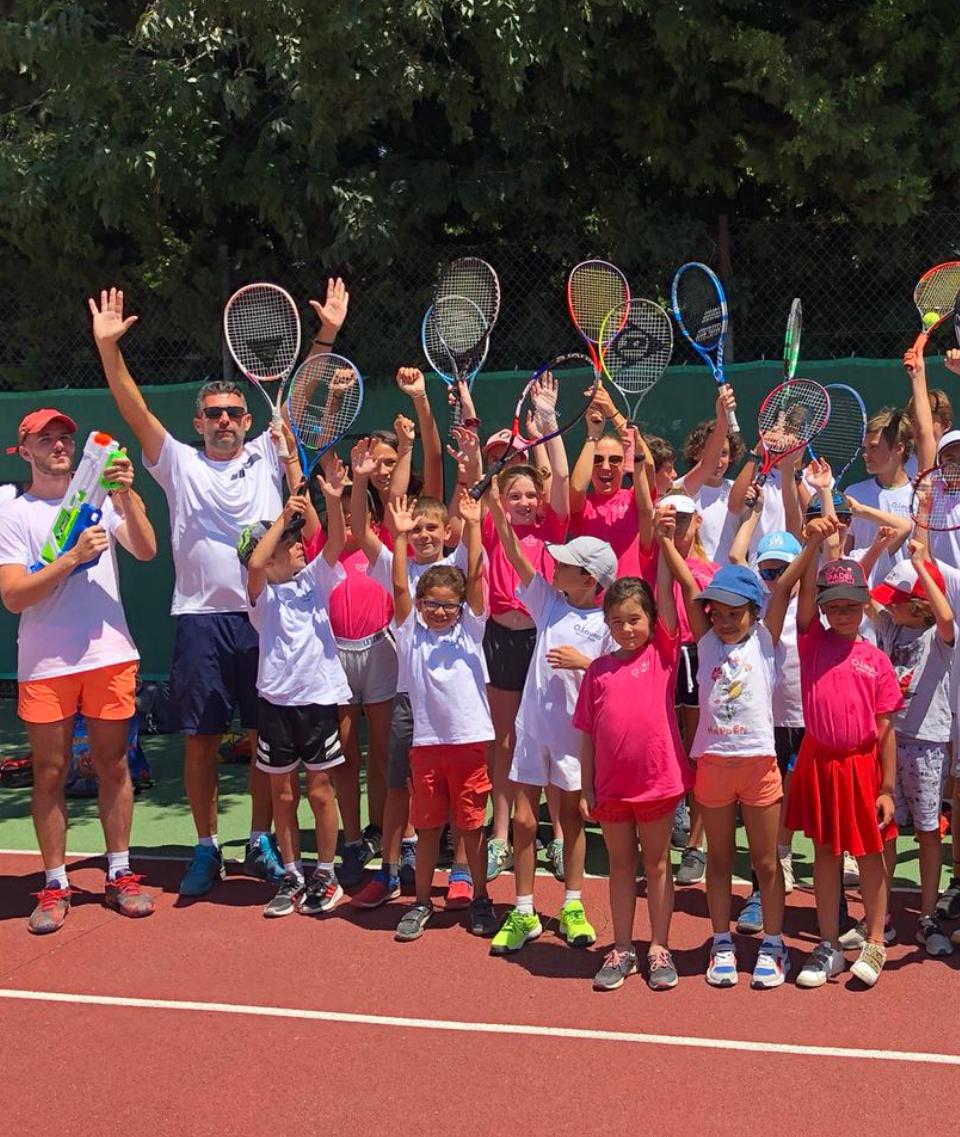 ecole de tennis du tennis park marseille
