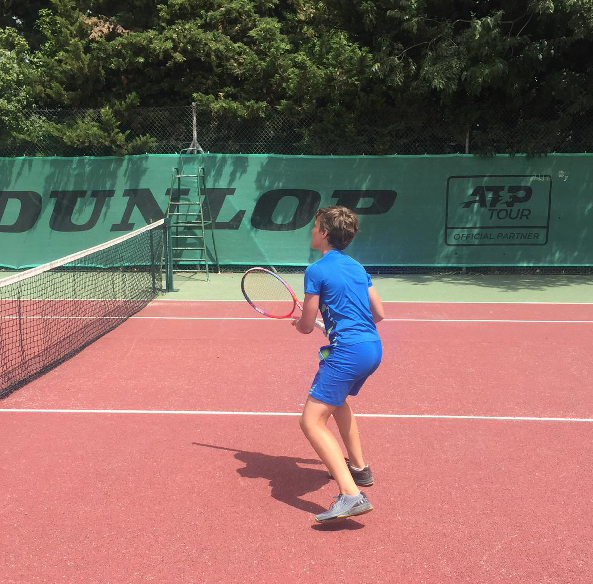 olivier launo - entraineur du tennis park