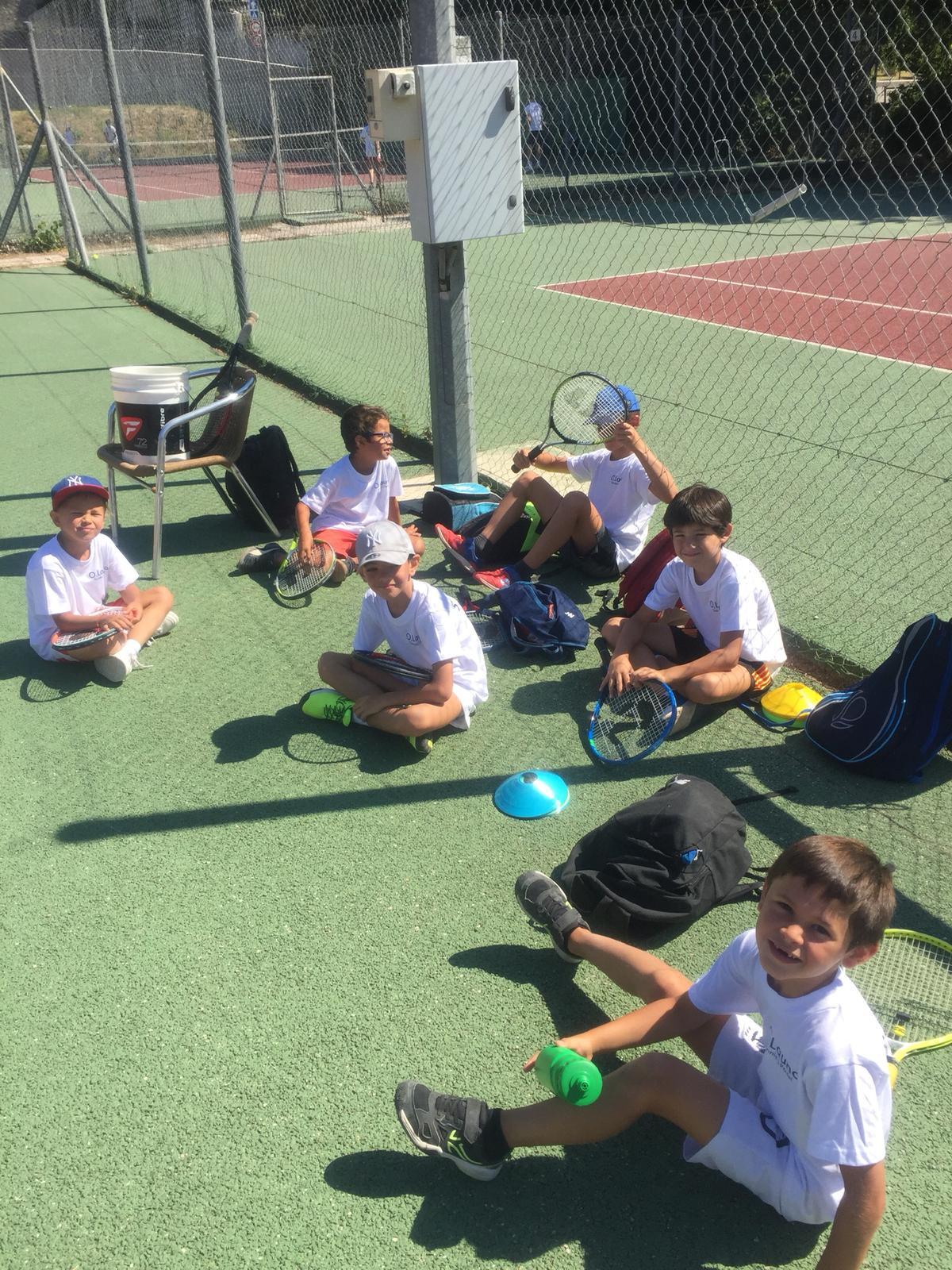 ecole de tennis du park - les accates - olivier launo 3
