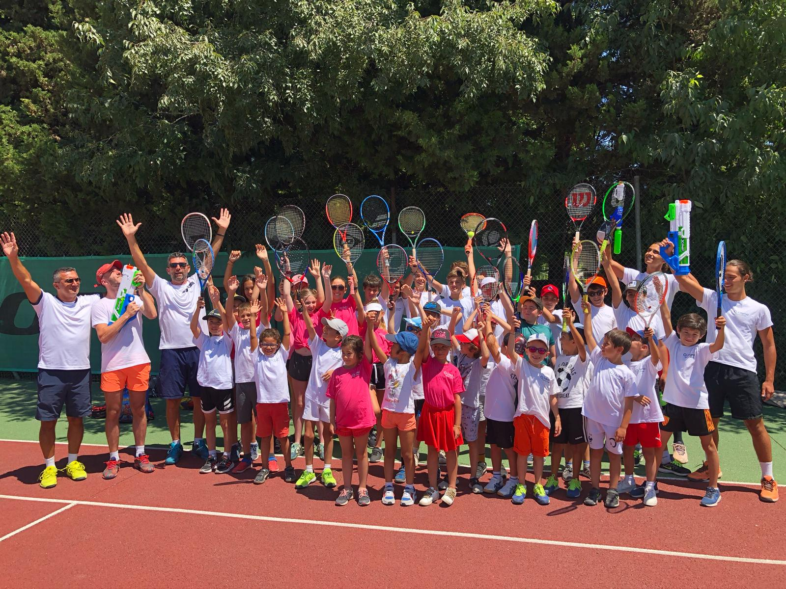 stages tennis du park - les accates - olivier launo 7
