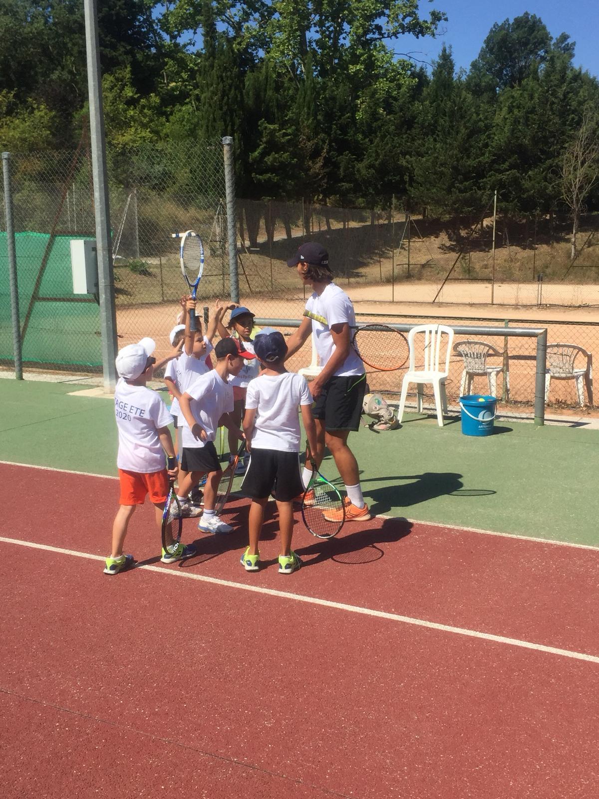 ecole de tennis du park - les accates - olivier launo 1