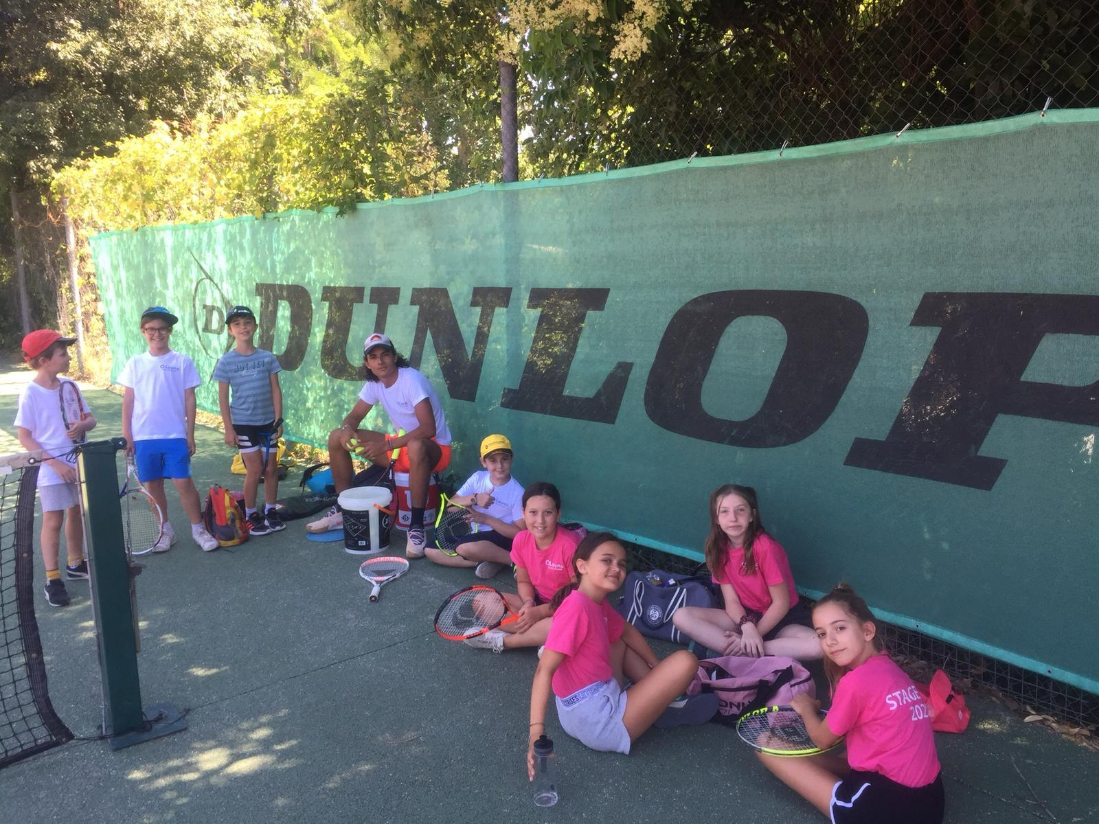 ecole de tennis du park - les accates - olivier launo 4