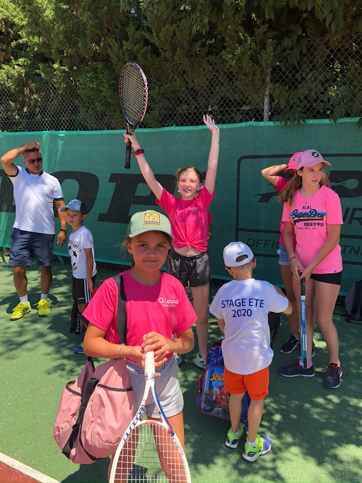 ecole de tennis du park - les accates - olivier launo 8