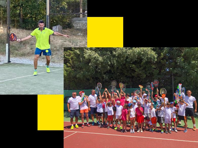 olivier launo - ecole de tennis du park - les accates