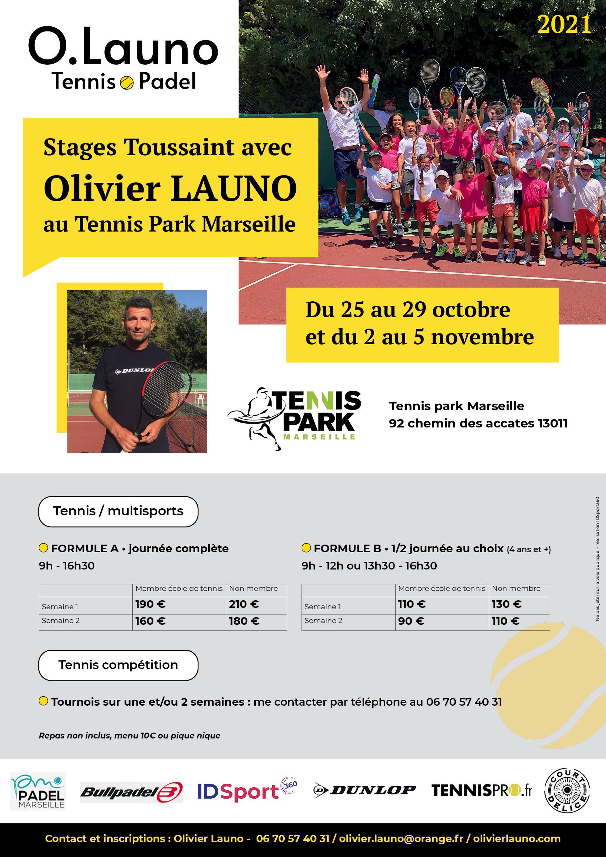 Olivier Launo stage tpm